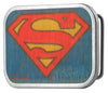 Superman Framed FCWood Blue - Matte Rock Star Buckle