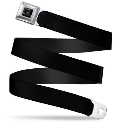Honda -   Seatbelt Belt - Black Webbing
