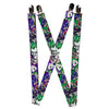 "Suspenders - 1.0"" - THE JOKER Playing Cards Poses"