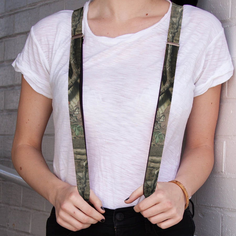 "Suspenders - 1.0"" - Mossy Oak Break-Up Infinity"