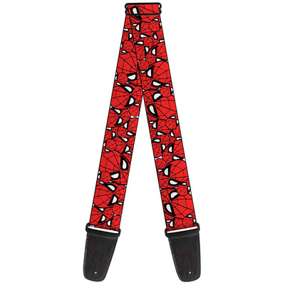 MARVEL COMICS Guitar Strap - Spider-Man Stacked