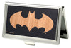 Business Card Holder - SMALL - Batman GW Black