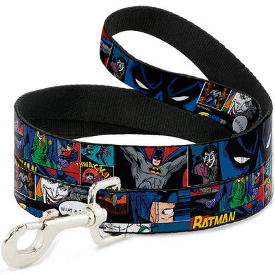 Dog Leash - Batman & Joker Comic Strip
