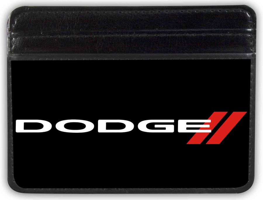 Weekend Wallet - Dodge Red Rhombus Black White Red