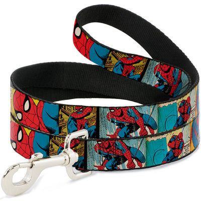 Dog Leash - Spider-Man Comic Strip