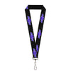 "Lanyard - 1.0"" - Chevy Bowtie REPEAT w Text"