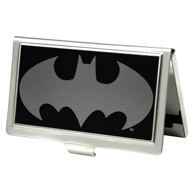 Business Card Holder - SMALL - Batman Reverse Brushed
