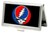Business Card Holder - SMALL - Steal Your Face FCG Black Color