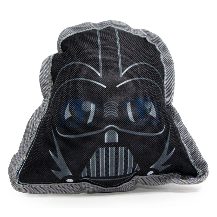 Dog Toy Squeaky Plush - Star Wars Darth Vader Head