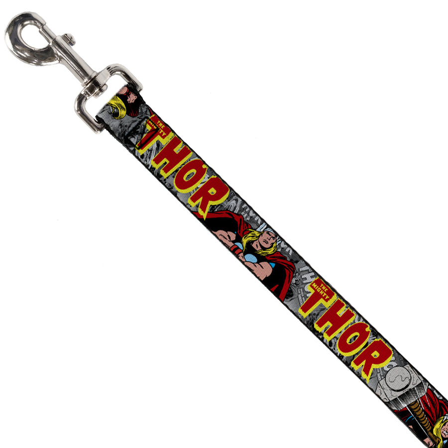 Dog Leash - THE MIGHTY THOR Action Poses