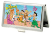 Business Card Holder - SMALL - THE FLINTSTONES Group Pose FCG
