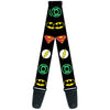 Guitar Strap - Justice League Superhero Logos