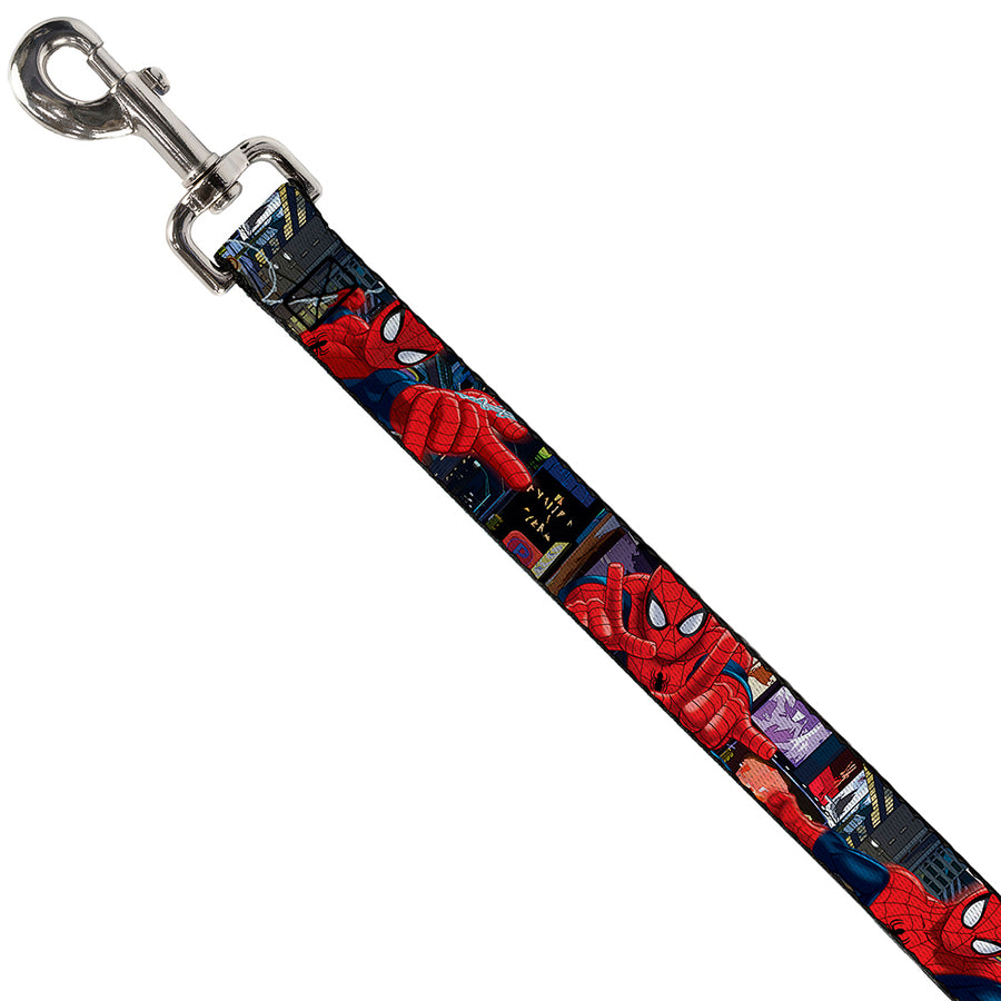 Dog Leash - THE ULTIMATE SPIDER-MAN Swinging City Poses