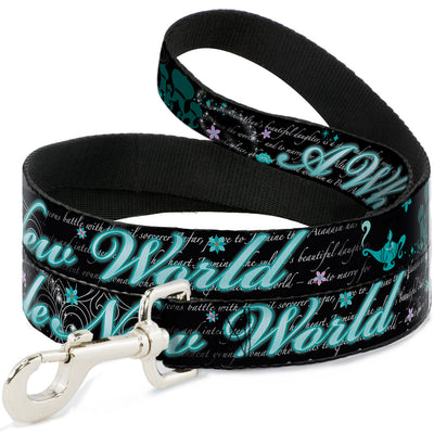 Dog Leash - Aladdin A WHOLE NEW WORLD/Story Script
