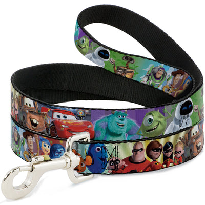 Dog Leash - Disney Pixar 7-Movie Character Collage