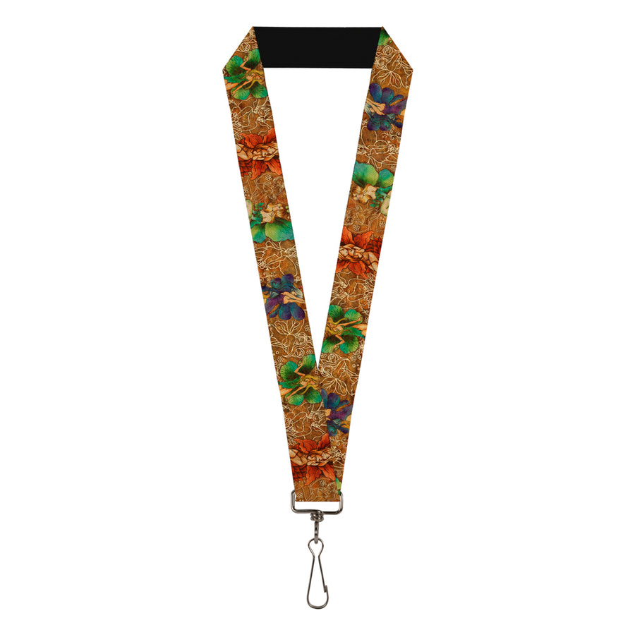 "Lanyard - 1.0"" - Tattoo Johnny-Fairy Nail Biter"