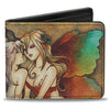 Bi-Fold Wallet - Tattoo Johnny-Fairies