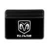 Weekend Wallet - Ram Logo Black White