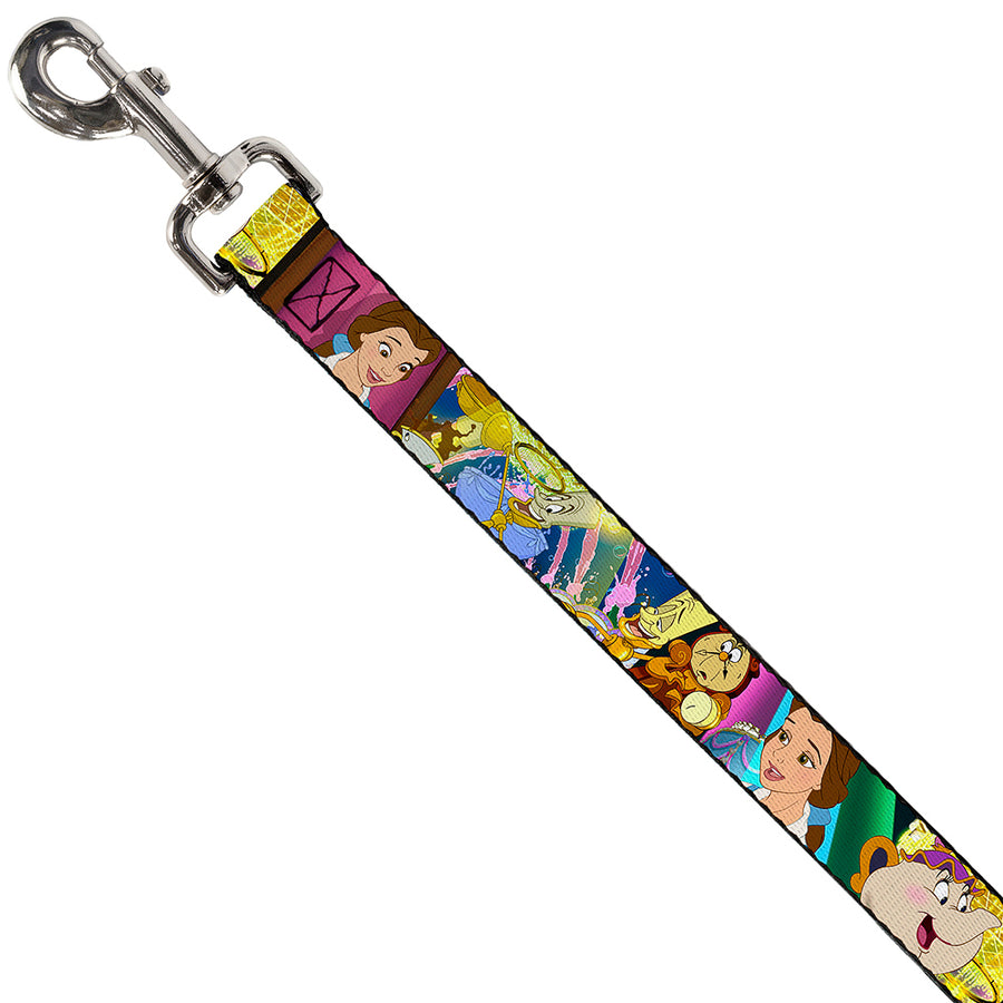 Dog Leash - Beauty & the Beast Be Our Guest Scenes