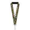 "Lanyard - 1.0"" - Detective Comics Issue#752 Cover Gas Masked POISON IVY"