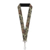 "Lanyard - 1.0"" - Mossy Oak Break-Up Infinity"