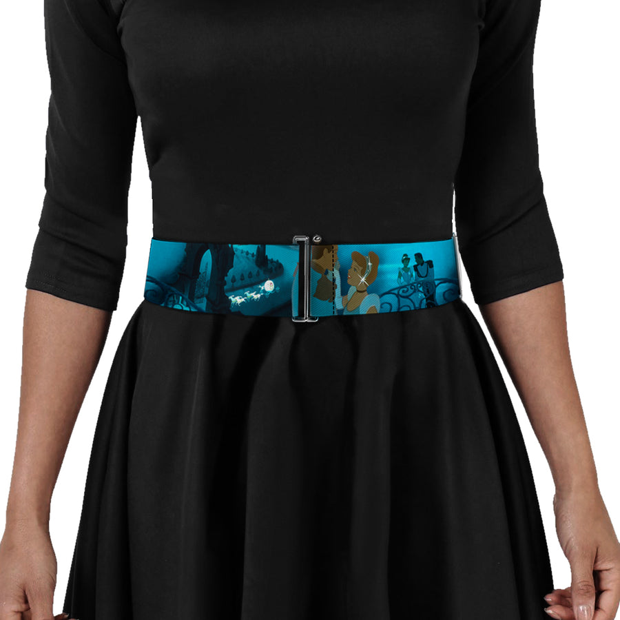 Cinch Waist Belt - Cinderella Ball Night Scenes