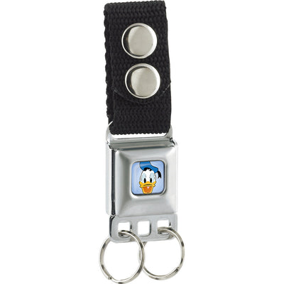 Keychain - Donald Duck Face Full Color
