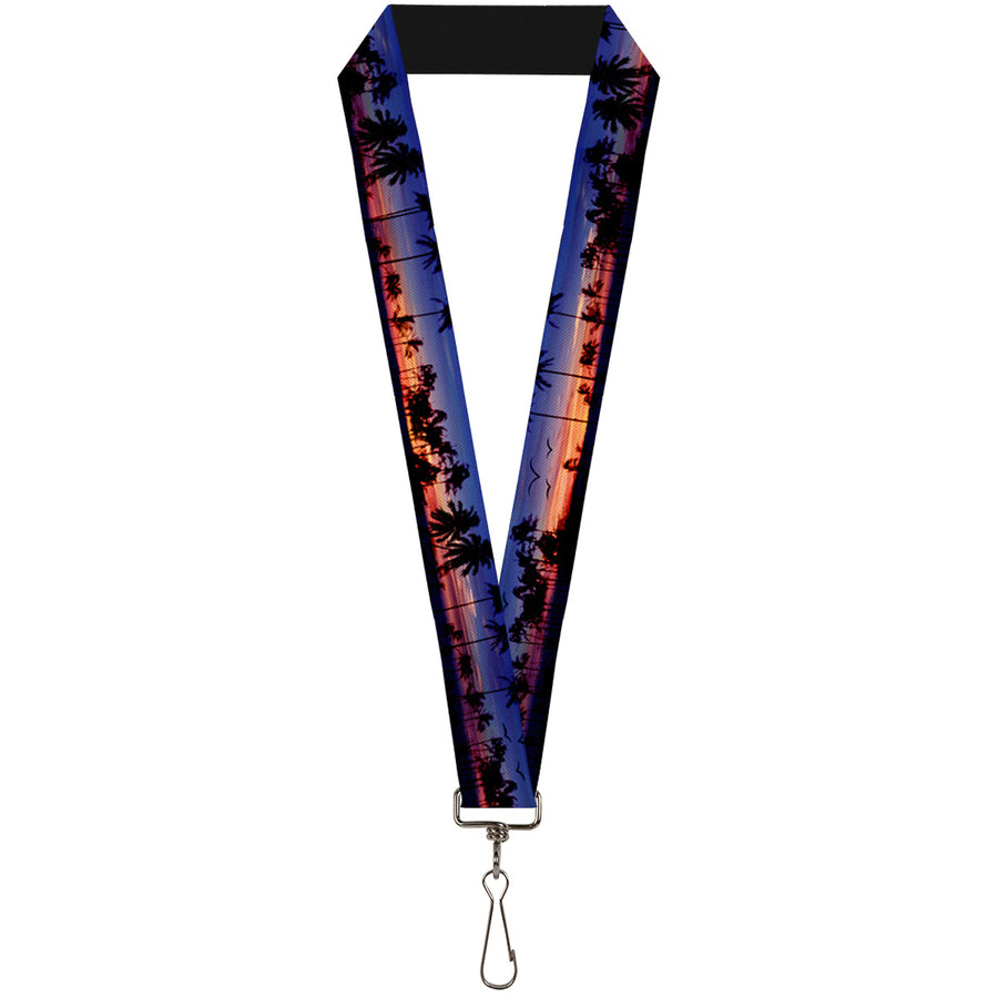 "Lanyard - 1.0"" - California Sunset"