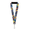 "Lanyard - 1.0"" - Nemo & Friends Group"