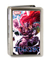 MARVEL UNIVERSE Business Card Holder - LARGE - THOR Attack Pose FCG