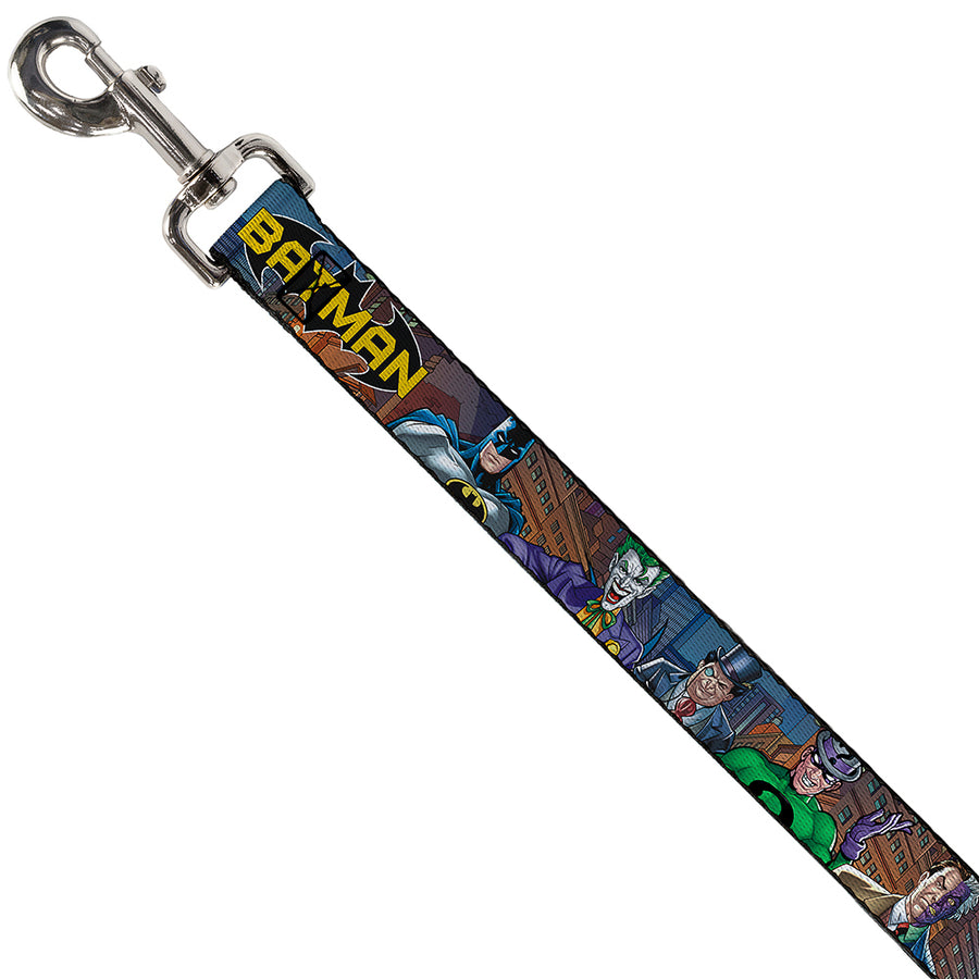 Dog Leash - BATMAN & Villains2/Cityscape