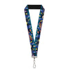 "Lanyard - 1.0"" - Dory Poses & Friends Under the Sea"