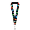 "Lanyard - 1.0"" - INSIDE OUT Emotion Expressions EVERY DAY IS FULL OF EMOTIONS"