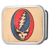 Steal Your Face FCWood Natural Full Color - Matte Rock Star Buckle
