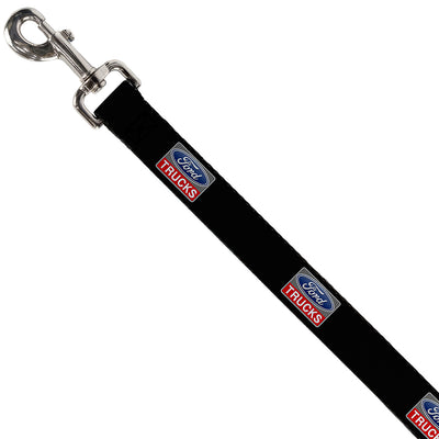 Dog Leash - Ford Trucks Logo REPEAT