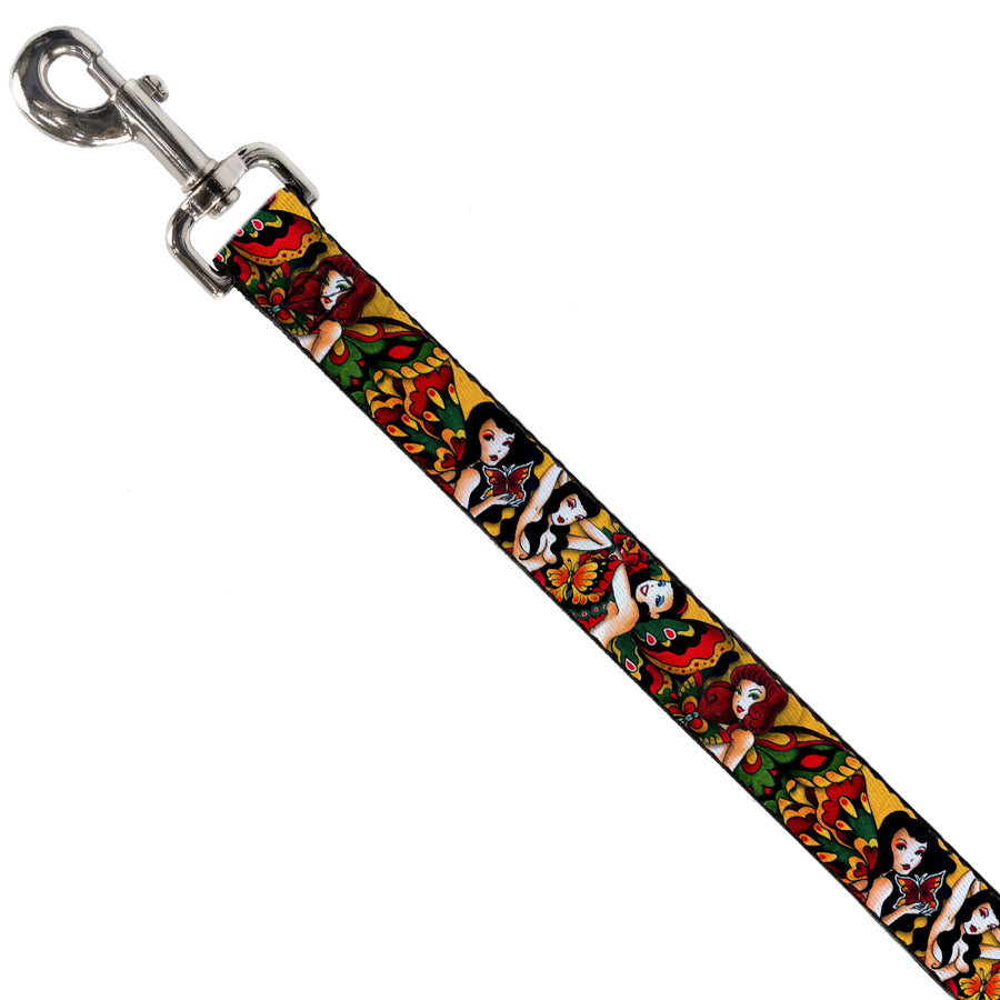 Dog Leash - TJ-Butterfly Girl