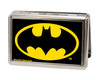 Business Card Holder - LARGE - Batman FCG Black Yellow