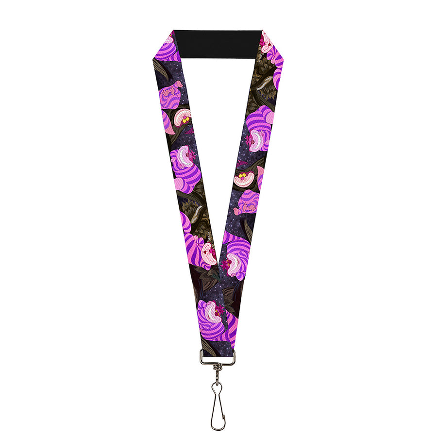 "Lanyard - 1.0"" - Cheshire Cat Tree Poses"