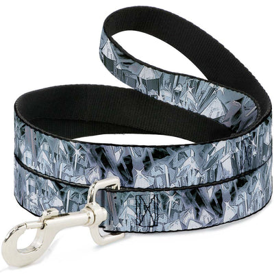 Dog Leash - Crystals3 Clear