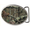 Mossy Oak FCG Break-Up Infinity - Chrome Oval Rock Star Buckle