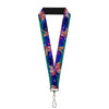 "Lanyard - 1.0"" - Mufasa & Simba Night Poses"