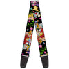 Guitar Strap - Alice's Encounters in Wonderland