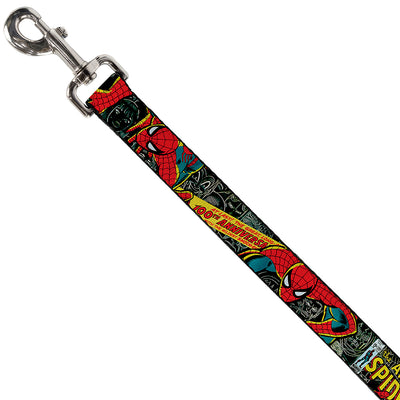 Dog Leash - THE AMAZING SPIDER-MAN 100th ANNIVERSARY Cover