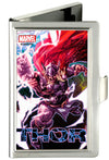 MARVEL UNIVERSE Business Card Holder - SMALL - THOR Attack Pose FCG