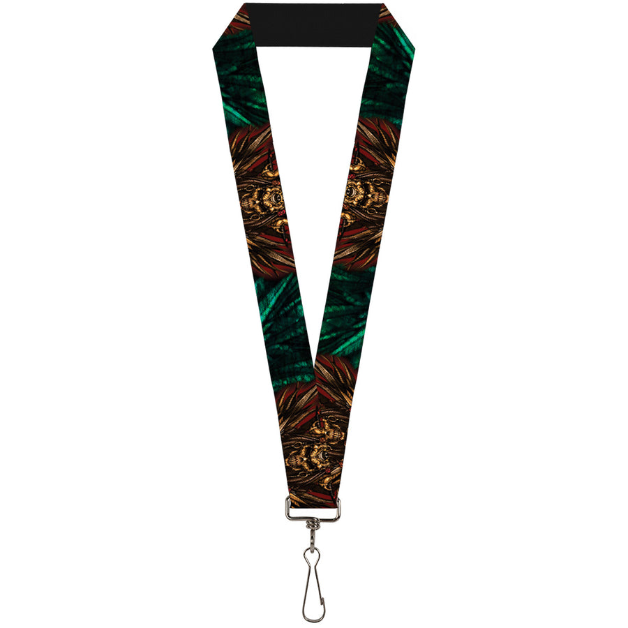 "Lanyard - 1.0"" - Tattoo Johnny-Zombie King"
