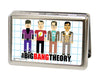 Business Card Holder - LARGE - THE BIG BANG THEORY Characters Cartoon FCG