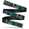 Black Buckle Web Belt - The New 52 Detective Comics Issue #1 Batman & James Gordon Scene Webbing