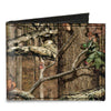 Canvas Bi-Fold Wallet - Mossy Oak Break-Up Infinity