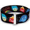Cinch Waist Belt - INSIDE OUT Emotion Expressions EVERY DAY IS FULL OF EMOTIONS