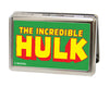 MARVEL COMICS Business Card Holder - LARGE - THE HULK FCG